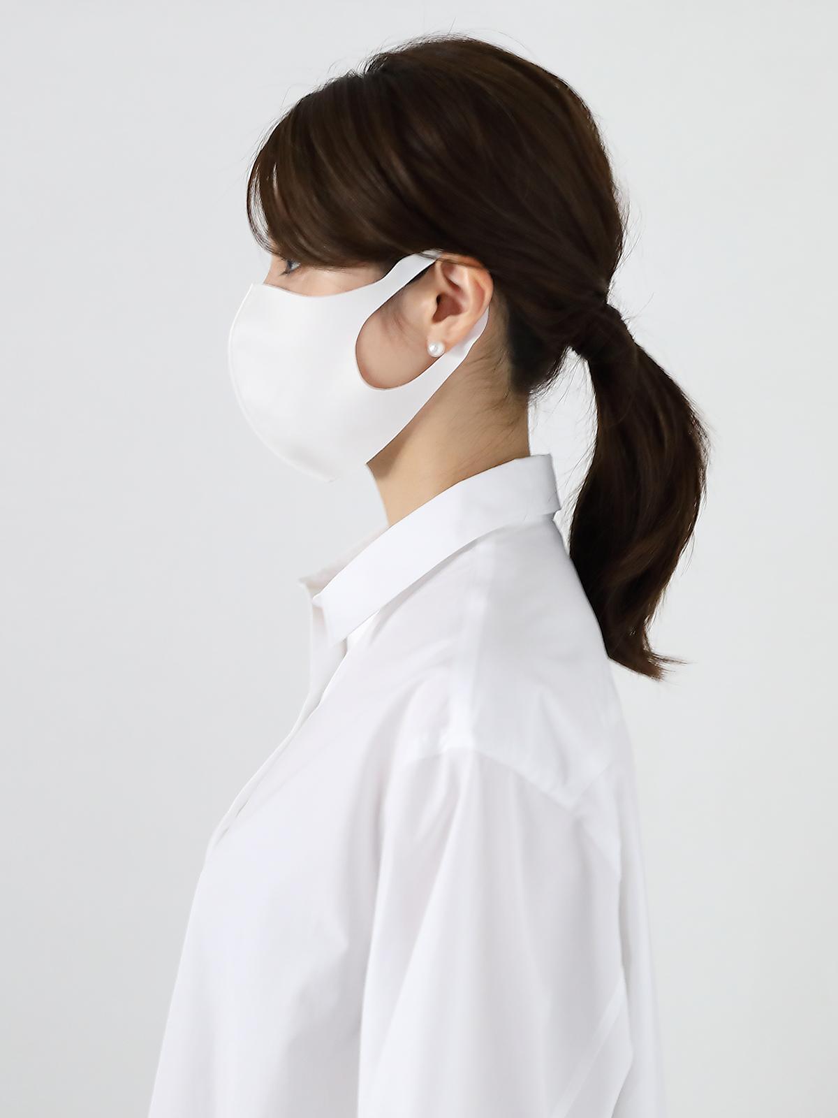 2 枚 重ね マスク